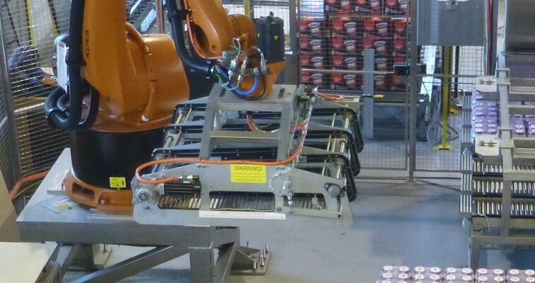 Robotic_palletiser